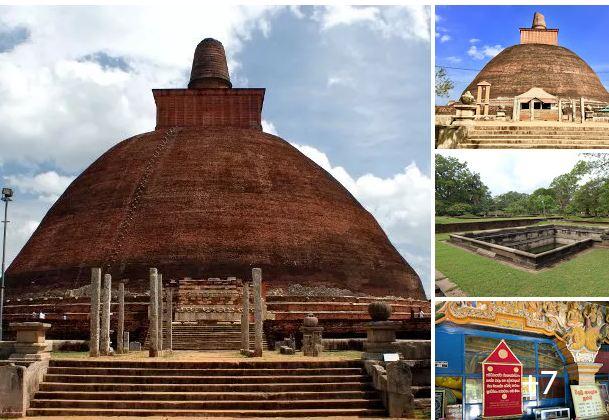 Jetavanaramaya Monastery